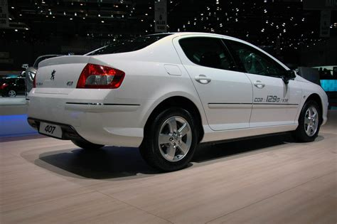 peugeot 407 price the new 407 1 6 litre hdi fap