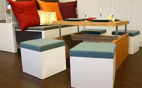 furniture for small living spaces multi purpose furniture the tiny life