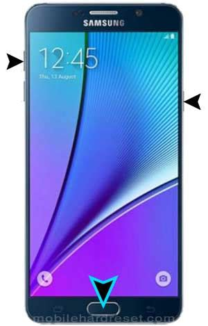 reset samsung note 5 how to hard factory reset samsung galaxy note 5 duos