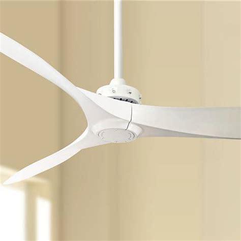 60 white ceiling fan 60 quot minka aire aviation white ceiling fan 2t032 ls