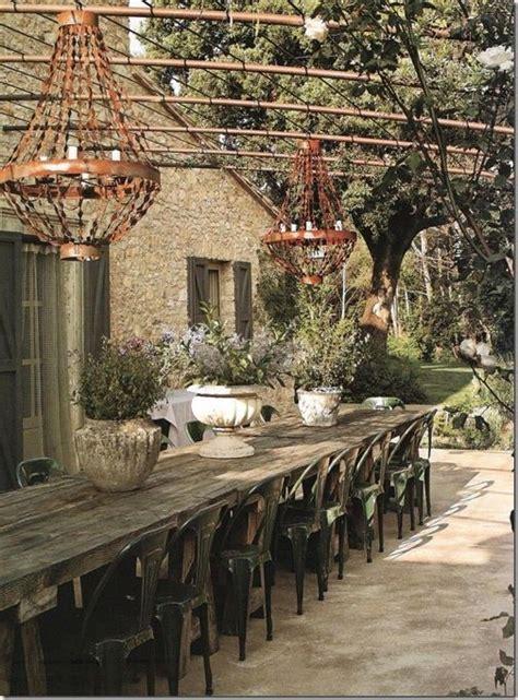 Patio Farm Table by More Porch Gardens Outdoor Farm Table And Patio