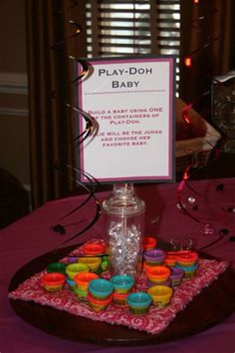 play doh bridal shower 1000 images about shower ideas on baby shower