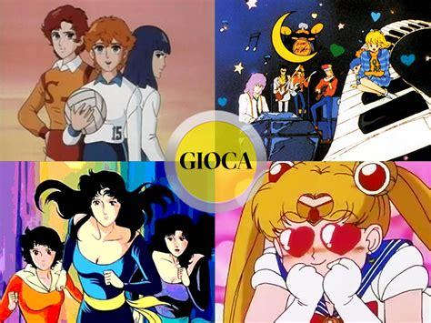 testi cartoni animati test quanto sai di cartoni animati anni 80 e 90 grazia it