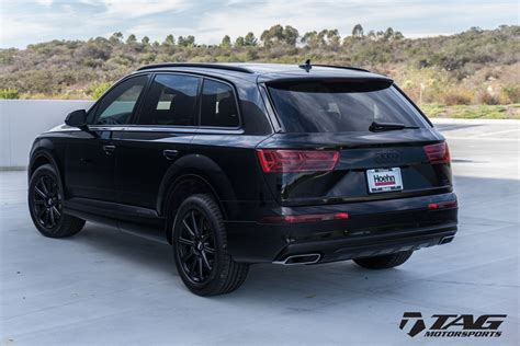 Package Black 2017 audi q7 black optic package 2017 2018 cars reviews