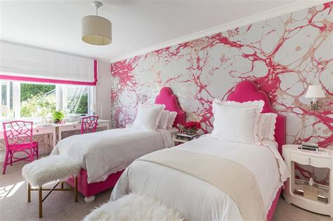pink wallpaper for bedroom paint splatter wallpaper design ideas