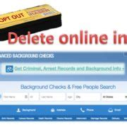 Persopo Background Check How To Opt Out Of Persopo And Remove Your Information From