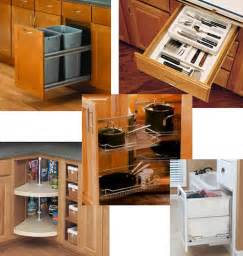 Nice Lazy Susan Cabinet Organizers Kitchen #9: Cabinet-accessories-collage.jpg