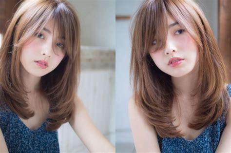warna rambut model rambut  perempuan cahunitcom