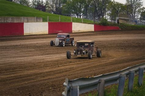 dubuque track iowa s torque not a typical outdoor rod run it s more