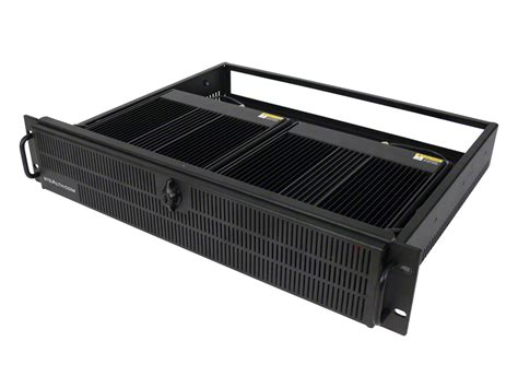 Rack For Pc by Fanless Noise Free Rack Mount Pc Server With Single Or