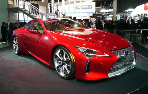2020 Lexus Lf Lc 2 by Global Debut Of Lexus Lc 500 At The 2016 Naias Detroit