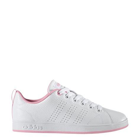 adidas girls  advantage clean shoes sizes