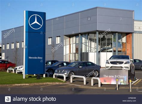 Mercedes Car Dealership by Mercedes Dealership Stock Photos Mercedes Dealership