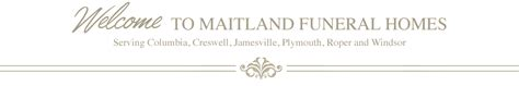 maitland funeral homes creswell plymouth nc