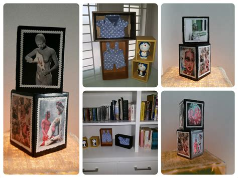 diy home decoration recycle   unused boxes