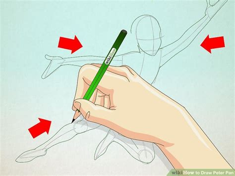 Pan Step Iii how to draw pan 7 steps with pictures wikihow