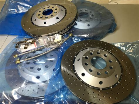 audi brakes and rotors rs6 brake rotors and complete kit audiforums