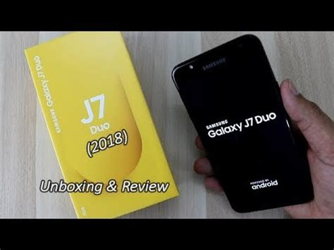 samsung galaxy  duo  unboxing full review hindi youtube