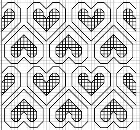 pattern fill image imaginesque blackwork embroidery fill pattern