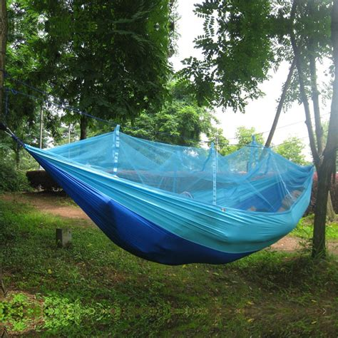 hanging hammock bed double person travel outdoor cing tent hanging hammock