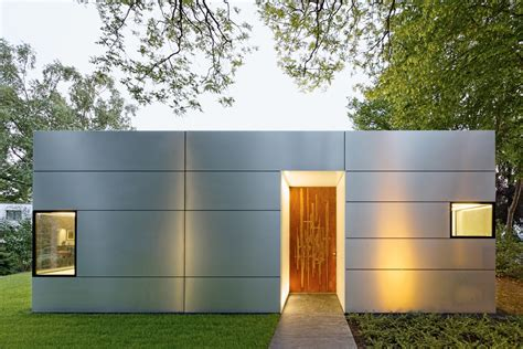 architekten bungalow bungalow im gr 252 nen moderne einfamilienh 228 user