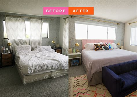 boring bedroom makeover 10 bedroom makeovers transform a boring room into a