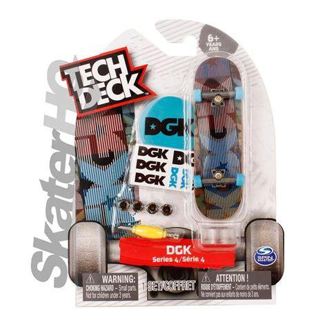 tech deck tech deck dgk elusive lines series 4 skater hq