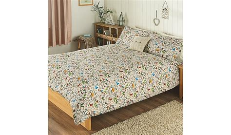 asda bed sets george home hibernate woodland animals duvet bedding