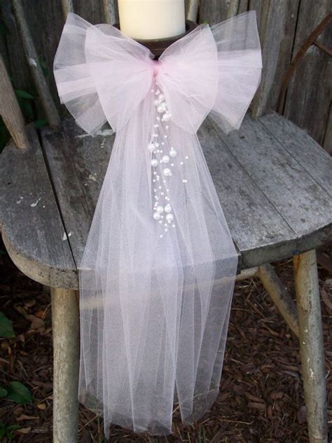 Quinceanera Chair Decorations Chair Bows Quinceanera And Tulle Bows On