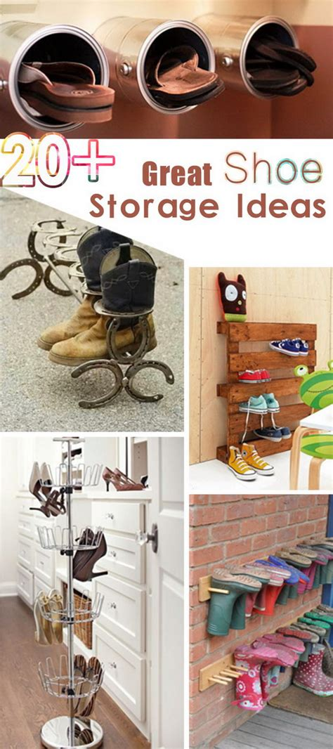 creative shoe storage ideas that will your mind 20 clever shoe storage ideas 28 images clever shoe