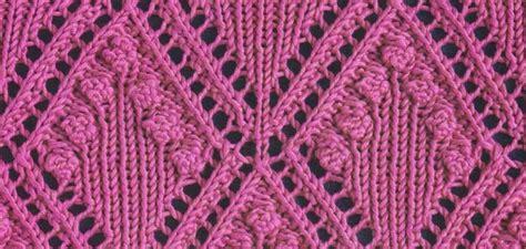 bobble stitch knit bobble stitch charts knitting bee 5 free knitting patterns