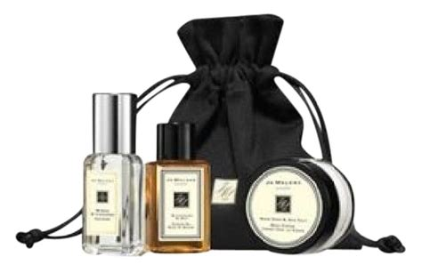 jo malone wood and sea salt gift set jo malone gift set trio peony blush basil neroli wood