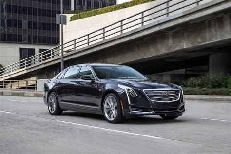 Cadillac Motors by 2016 Cadillac Ct6 Review Carrrs Auto Portal