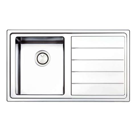single stainless sink clearwater linear plus single bowl stainless steel sink