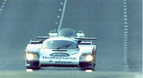 rothmans porsche 956 30 years since his lap record stefan bellof is