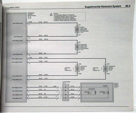 electric and cars manual 2010 lincoln mkx security system 2010 ford edge and lincoln mkx electrical wiring diagrams manual