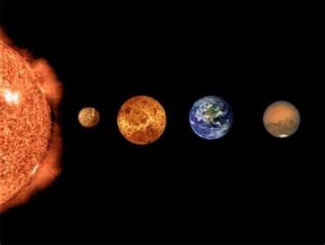 Mars Venus mars and venus were once like earth