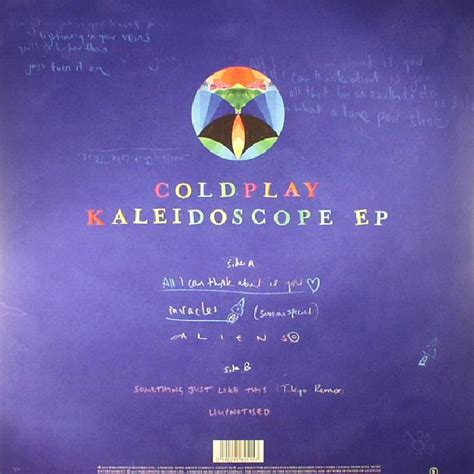 coldplay kaleidoscope coldplay kaleidoscope ep parlaphone vinyl record