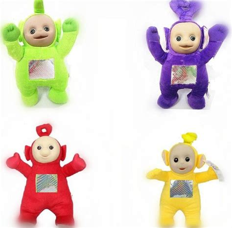 teletubbies names and colors teletubbies plush doll stuffed toys 10 blue green