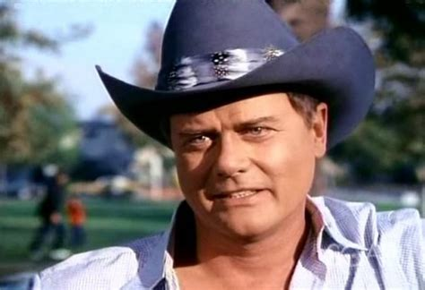 dallas ewing larry hagman jr ewing in dallas