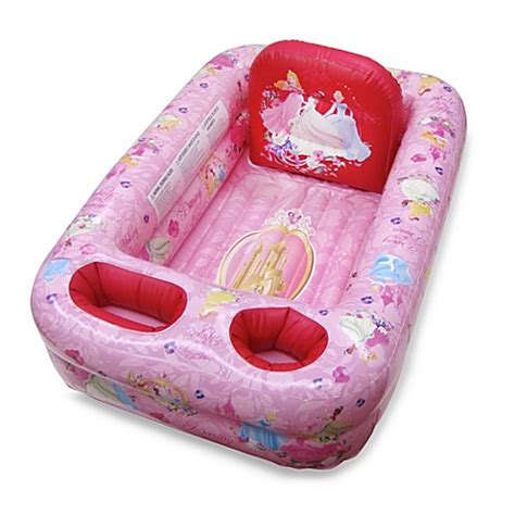 cars inflatable bathtub ginsey disney 174 princess inflatable bath tub from disney baby from buy buy baby