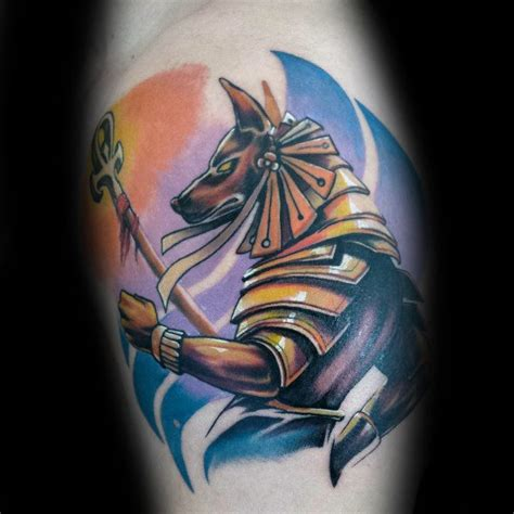 100 anubis tattoo designs for men egyptian canine ink ideas 100 anubis tattoo designs for men egyptian canine ink ideas