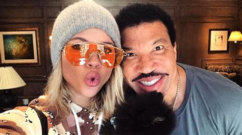 Richie Gets For by Sofia Richie Gets A Tiny L For Lionel