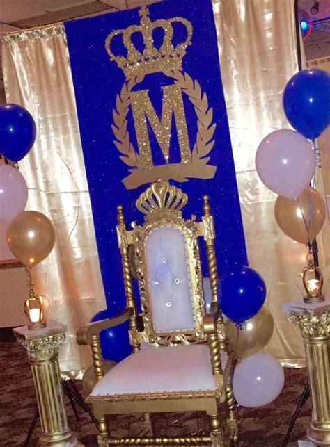 sweet 16 princess chair royal prince birthday ideas birthdays birthday