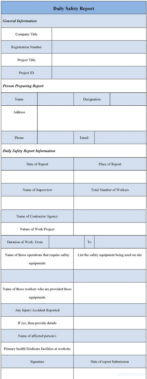 i2p2 template safety report sle resume template sle