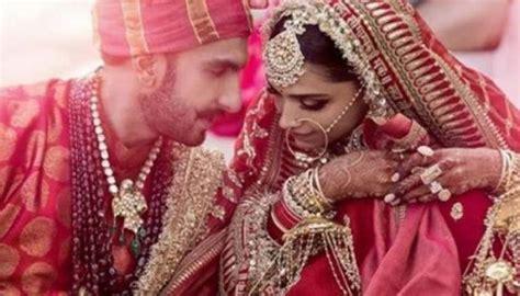bollywood celebs shower love  deepika padukone ranveer singhs wedding pictures