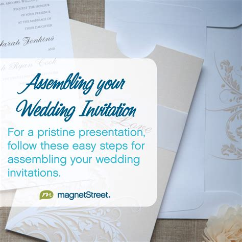 Wedding Invitation Assembly by Wedding Invitation Assembly Magnetstreet Weddings
