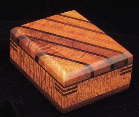 custom  hard edged box wooden boxes