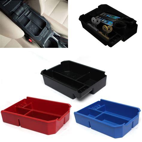 box car toyota car center console glove armrest storage box tray for