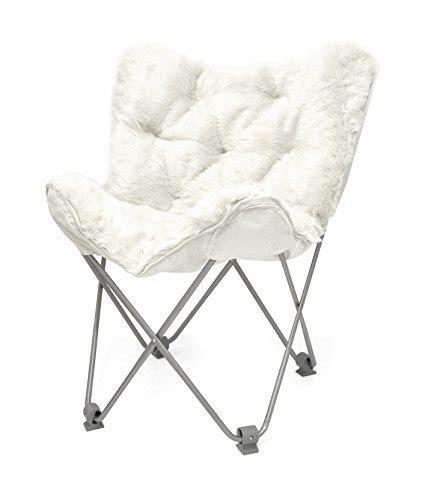 faux mongolian fur chair shop mongolian faux fur butterfly chair rings n